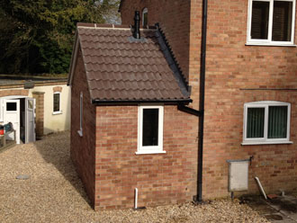 Builders in Dorset: Building an Extension